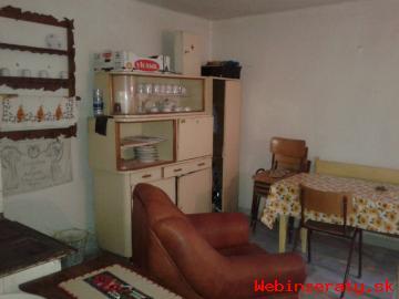 predaj chaty v Žarnovici