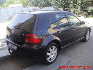 VW GOLF 1. 9TDi Trendline