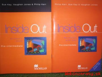 inside out pre intermediate Macmillan- V