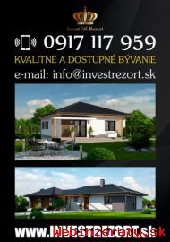 Kvalitné a lacné domy