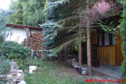 Celoročné obyvateľna chata- Klatovianka