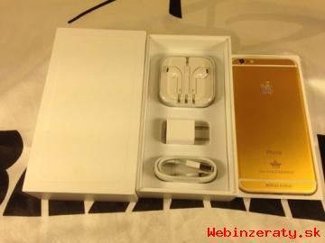iPhone 6 plus 128 GB.  Factory odomknutý