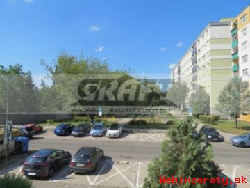 RK-GRAFT ponúka 3-izb.  byt Rajecká ul.
