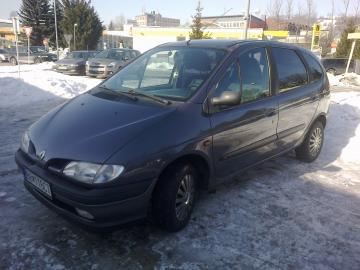 Predám Renault Scenic 1,6e r. v.  1997