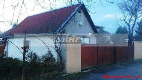 RK-GRAFT ponúka 2-izb.  chatu Ivanka p.