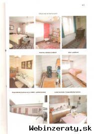 ponúkam na predaj rodinný dom v Lutile