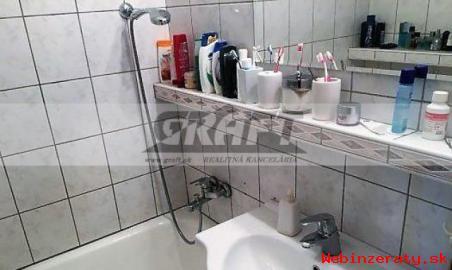 RK-GRAFT ponúka 3-izb.  byt Medveďovej u