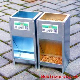 Krmitko - krmitka 2-litrove pre zajace,
