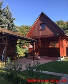 Pekná chata -10 km od KE