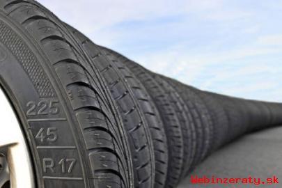 Najlacnejšie  jazdené pneumatiky!