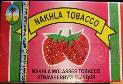 Nakhla tabak do vodnej fajky