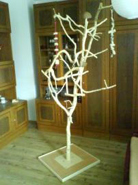 Strom pre papagaja do interieru