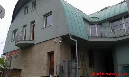 Dom, v centre Prešova
