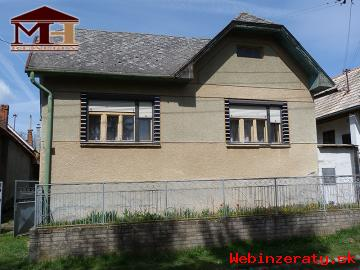 Predaj rodinný dom pri Dudinciach-Lišov