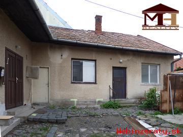 Predaj rodinného domu Krupina