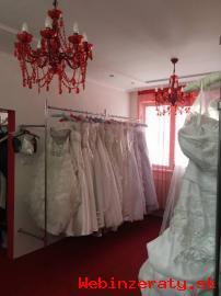 Rušíme svadobný salón