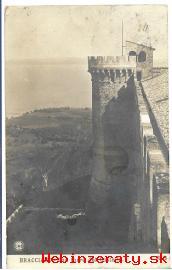 Pohľadnica Rím-Jelšava z r. 1910
