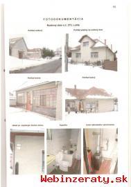 Rodinný dom v Lutile