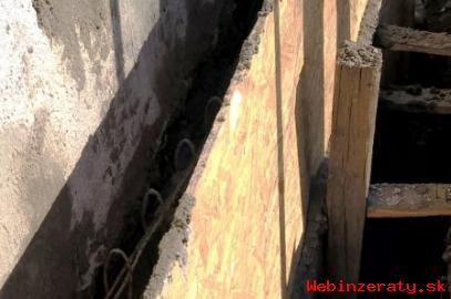 Sada vám dom , praskajú steny? Celé SK o