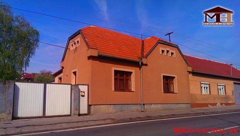 Predaj zrekonštruovaný rodinný dom