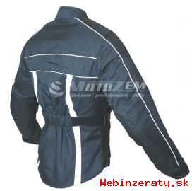 Moto bunda dámska RSA SW-01 biela