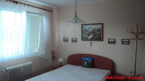 Moderný 2 izbový byt s loggiou v Detve