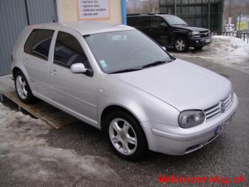 VW GOLF 1. 9TDi Trendline 4x4