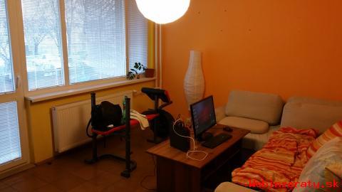 Dám do prenájmu 3-izb.  byt v NMnV.
