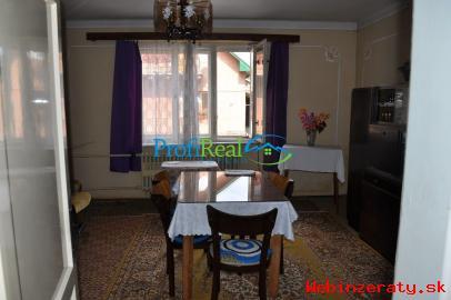 Na predaj rodinný dom v Batizovciach