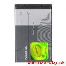 Originál batériu Nokia BL-4C Li-Ion 860