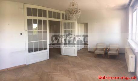 RK-GRAFT ponúka 3-izb.  byt Vajnorská ul