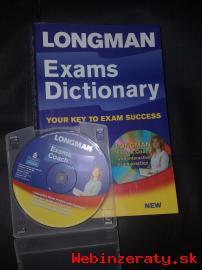 Longam Exams Dictionary plus CD