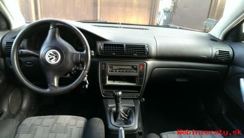 VW Passat 1,8 TB, 110kw, rok 98