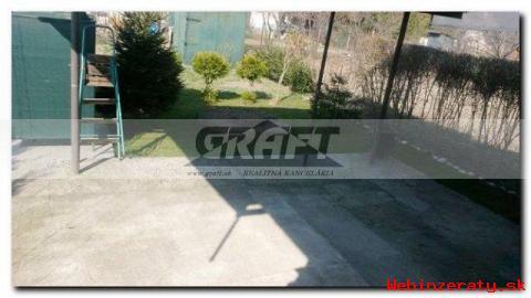 RK-GRAFT ponúka pozemok záhrada s chatko