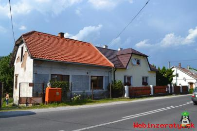 RD Krompachy -Stará cesta -dohoda