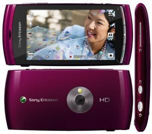 Predám Sony Ericsson U5i VivazVenus Ruby