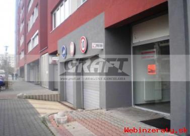RK-GRAFT ponúka obchodný priestor Tomáš